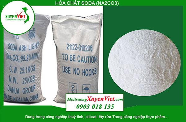 Soda (NA2CO3)