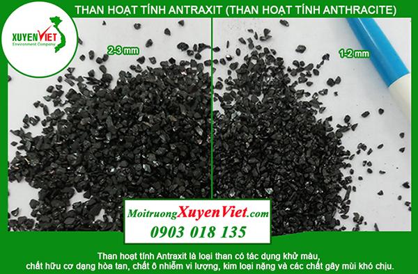 Than hoạt tính Anthraxít