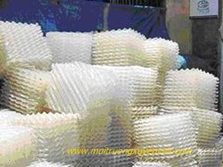 Đệm vi sinh dạng tấm- Môi trường Xuyên Việt