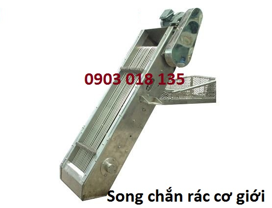 song chan rac co gioi
