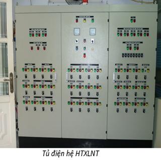 hệ thống tủ điện dệt nhuộm