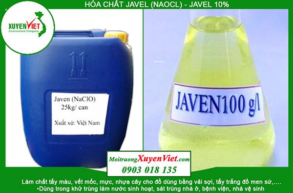 Javel (NaOCl)