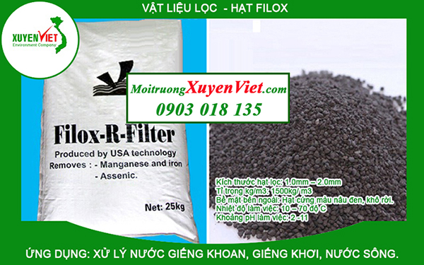 Hạt filox