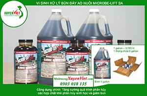 Microbe-Lift SA - Xử lý bùn