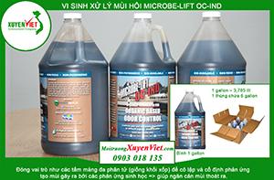 Microbe-Lift OC - Xử lý mùi